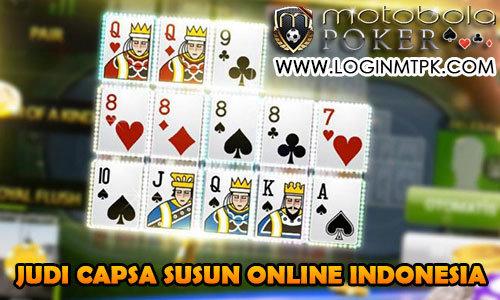Daftar Situs Judi Capsa Susun Online di Indonesia