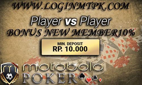 Situs Domino Qiu Qiu Online Terpercaya Motobolapoker